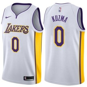 Kyle Kuzma Los Angeles Lakers Jersey